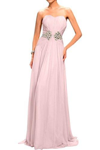 Missdressy - Vestido - plisado - para mujer rosa 36