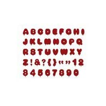 We R Memory Keepers We R Memory Keepers Float Alphabet Die Set by QUICKUTZ
