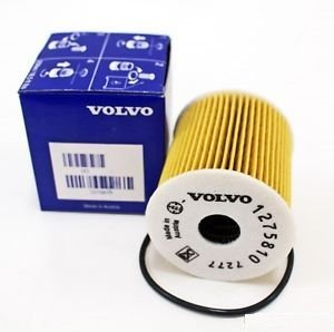 volvo 1275810 engine oil filter automotive. Black Bedroom Furniture Sets. Home Design Ideas