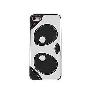 ZL Lovely Dog Design Aluminum Hard Case for iPhone 5/5S