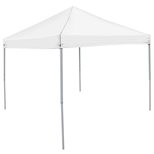 Logo Brands NCAA Tent Frame, White]()