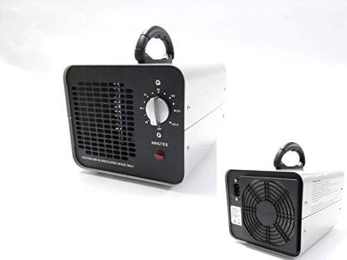 Generador de ozono Profesional CHM10000 OGLS 10000mg/h purificador ...