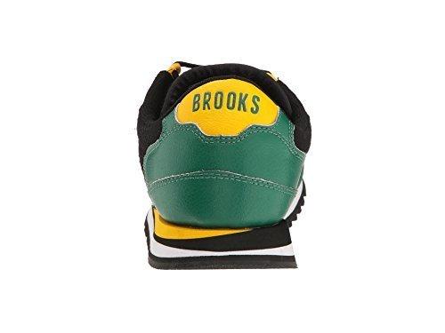 Brooks Heritage Womens Chariot Lemon Chrome Verdant Green Black 6 5 B Us