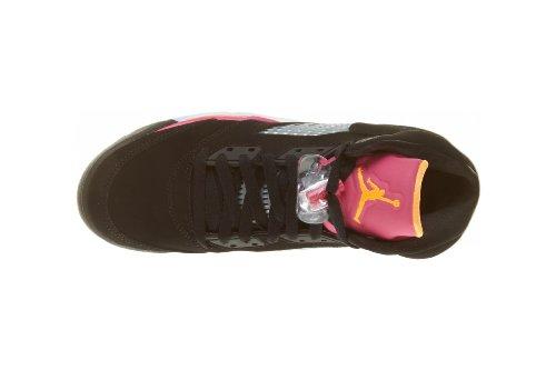Air Chaussures Girl Retro 37 Jordan Junior Nike noir 5 5 q5wTx1dxHf