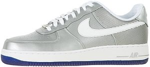 nike air forces white low top - 5