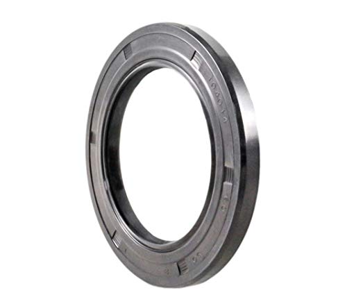Oil and Grease Seal TC 60X90X8 Rubber Double Lip with Spring 60mmX90mmX8mm.