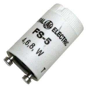 (General Electric 80621 Ballast 4-, 6-, and 8-Watt Fluorescent Lamp Starters)