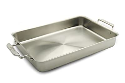 All Clad Ovenware 9 Inch x 13 Inch Oblong Baker