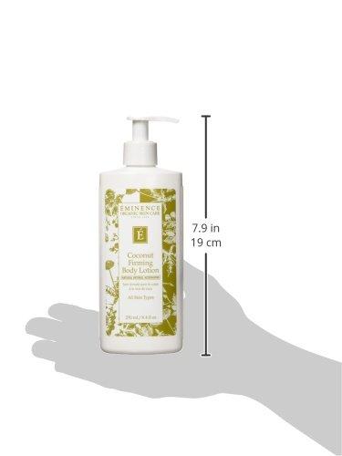 Amazon.com : Eminence Organics Coconut Firming Body Lotion, 8.4 fl. Ounce : Beauty