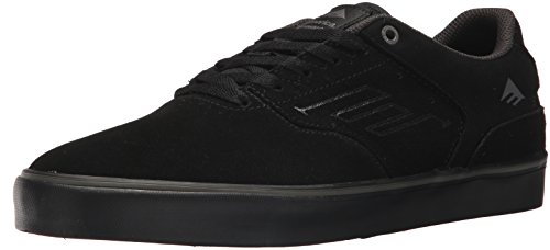 da Skateboard BLACK The Scarpe Emerica Low da Reynolds Uomo BLACK Vulc GREY nxHngAqwR