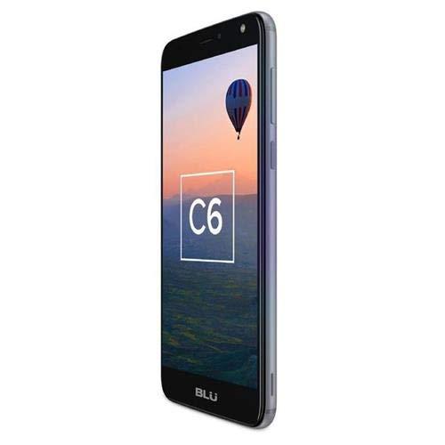 Blu C6 Unlocked Cell Phone 5 5 Display 16GB/1GB Room Android V 8 1 Oreo  ATT,Tmobile Metro PCS Cell Phone(Black)