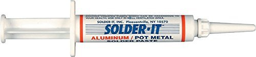 (Solder-It Aluminum/Pot Metal Repair 0.25oz)