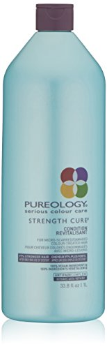 Pureology Strength Cure Conditioner, 33.8 Fl Oz