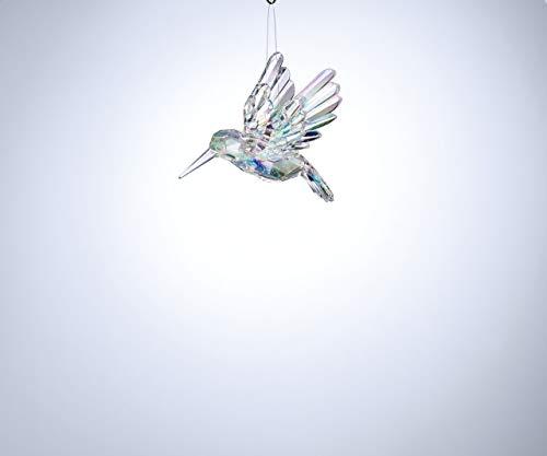 DEMDACO Seasons Iridescent Hummingbird Ornament