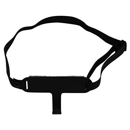 Pro Optics Pro-Nose Guard, Black, For Eyeglass Suspension (1) (Bridge Support For Eyeglasses)