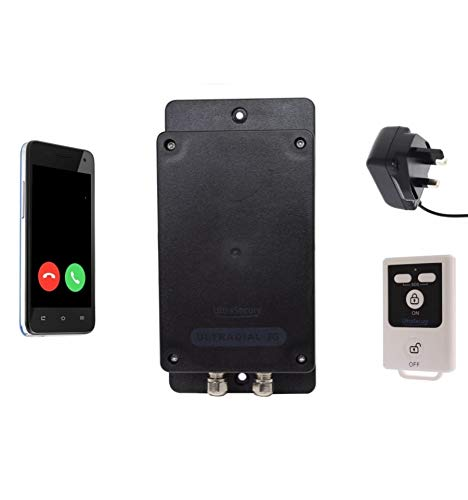 Battery 3G GSM Ultradial Silent SOS Alarm (No Sim Card)