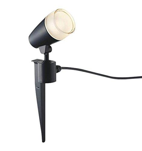 コイズミ照明 スパイクスポットライト 散光 白熱球100W相当 黒色塗装 AU43186L B00Z51EM5S 14526