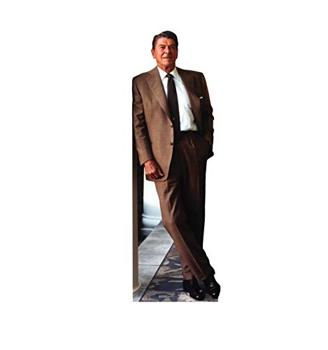 Advanced Graphics President Ronald Reagan Life Size Cardboard Cutout Standup