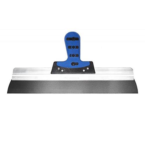 rostfreier Stahl I Alu-Rakel Prof-Fassadenspachtel 250mm Softgriff