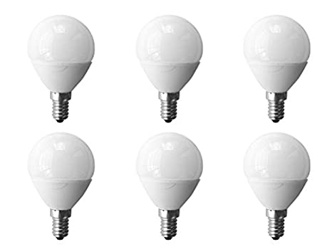 Lampade Globo A Basso Consumo : Electraline lampadine mini globo basso consumo risparmio
