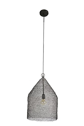 Flamant Valon Pendant Light, Antique Bronze by Flamant