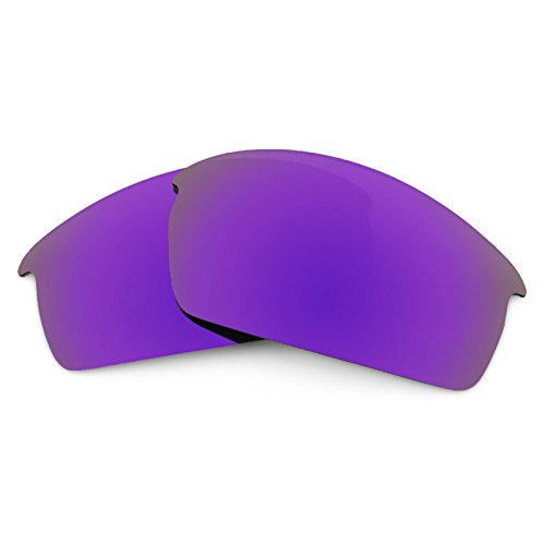 (Revant Polarized Replacement Lenses for Oakley Bottlecap Plasma Purple MirrorShield)