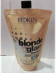 Redken Blonde Idol Conditioner Cream Developer Volume, 1.2 - Icing Blonde Redken
