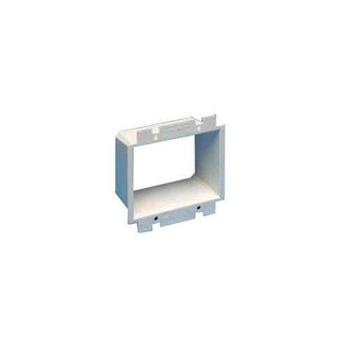 Arlington BE2 2-Gang Non-Metallic Electrical Box Extender, 0.25-1.5-Inch, (25-Pack)