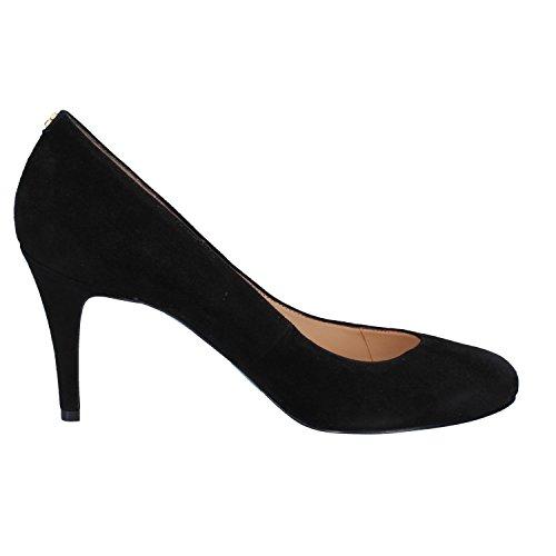 Zapatos negro vestir de ante para mujer de Guess gqpwxdq
