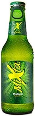 Mahou Mixta Cerveza Clara, 0.9% de Volumen de Alcohol - Pack de 6 ...