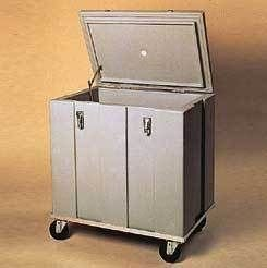 Thermosafe 301 Heavy Duty Dry Ice Storage Chest Without