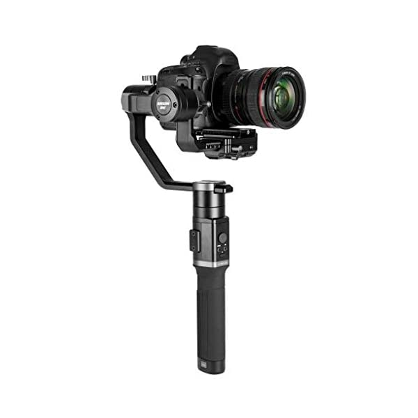 E-Image Horizon One 3-Axis Handheld Gimbal Stabilizer 360° Rotation for DSLR and Mirrorless Cameras Payload - 3.6 kg 1
