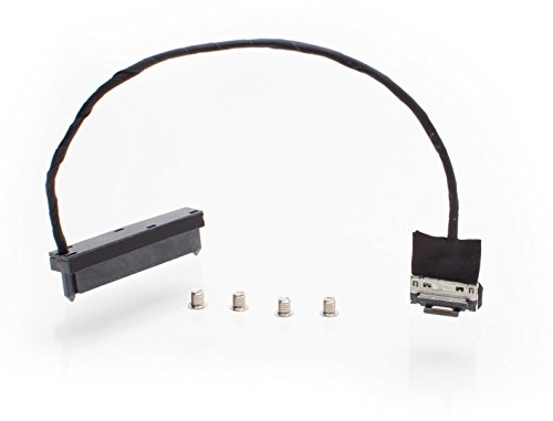 Amazon.com: HDD / SSD SATA Cable Connector with Screws, HP dv7t -6000, dv7 -6000, dv7-6xxx series (Genuine Newmodeus Product): Computers & Accessories