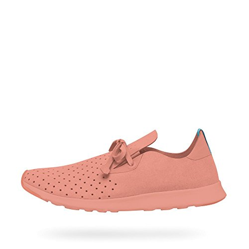 Native Pink Fashion Moc Pink Clay Apollo Rubber Unisex Clay Sneaker Clay CFwYCrq