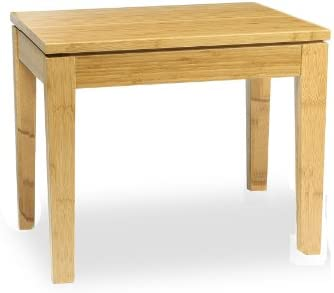 Bamboogle 40-1418 Brazil Bamboo Chow Table Honey Caramel Finish