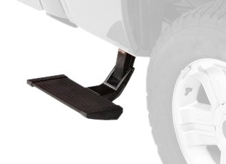 Bestop 75400-15 Driver/Passenger Side Side-Mounted Trekstep for Silverado (Bestop Truck Step compare prices)
