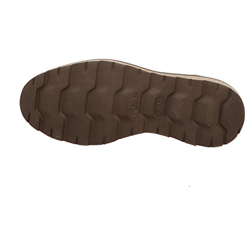 Clarks 261194707, Stivali uomo Pelle nera