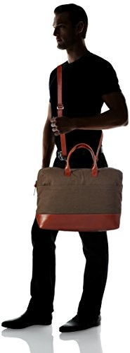 Royal Republiq Courier ´stay-overâ´ - Borse a spalla Unisex Adulto, Grün (Twilight Olive), 20x32x45 cm (B x H T)