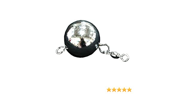 Jigging World Chrome Ball Sinkers with Swivel FREE SHIPPING in the US
