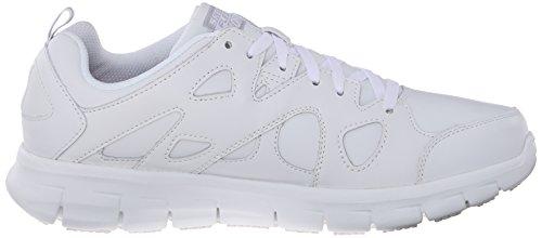 Skechers Para la oficina 77062 Sinergia Hosston zapato que camina White