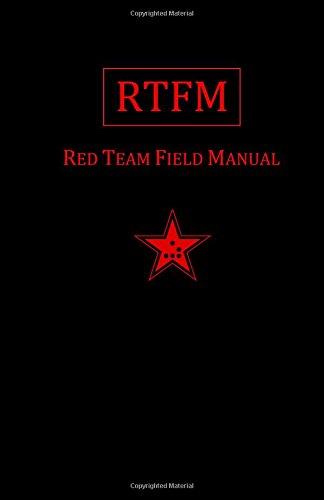 Rtfm: Red Team Field Manual [Ben Clark] (Tapa Blanda)