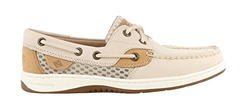 Sperry Women's Bluefish Air Mesh Oatmeal 8 M US