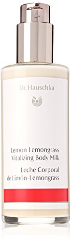 (Dr. Hauschka Vitalizing Body Milk, Lemongrass, 4.9 Fluid Ounce)