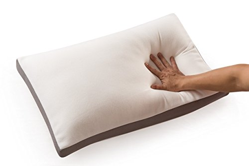 Noffa memory foam pillow neck support pain relief with for Memory foam pillow for neck pain