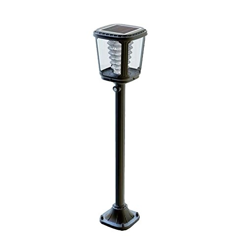Sunmax Lighting EU-Style Solar Garden Light 200 Lumens