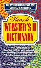 Riverside Webster's II Dictionary, Berkley Publishing Staff and Houghton Mifflin Company Staff, 0425154890