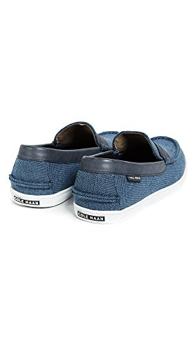 Cole Haan Hombres Pinch Weekender Slip-on Loafer Azul Marino / Azul Marino Tinta