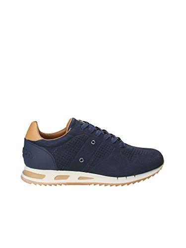 BLAUER SHOES 8SMEMPHIS03/NUB Sneakers Uomo blu