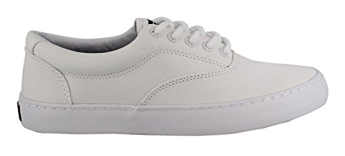 Sperry Mens Cutter Cvo Chambray White