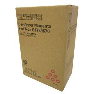 Genuine Developer Magenta G1789670 Ricoh - Lanier Developer Cartridges